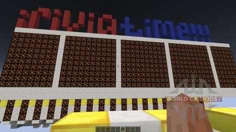 Trivia Game для Minecraft