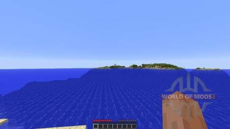 Survival Server Spawn для Minecraft