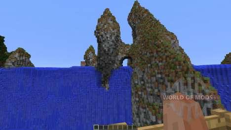 The Springriver Estate для Minecraft