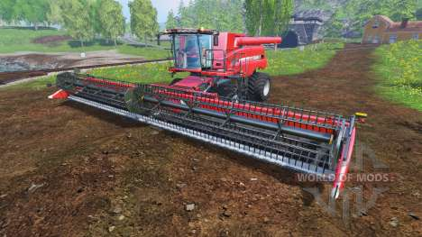 Case IH Axial Flow 9230 v1.1 для Farming Simulator 2015