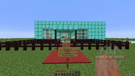 Serenity Mansion для Minecraft