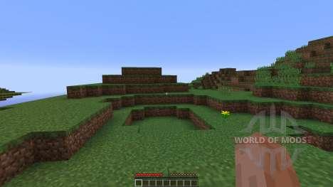 Spearwood Islands для Minecraft