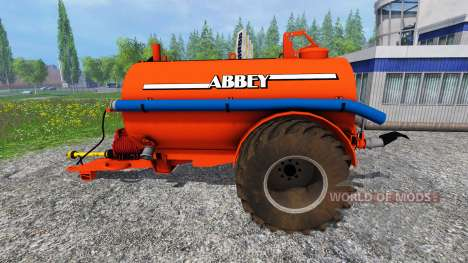 Abbey 2000R для Farming Simulator 2015