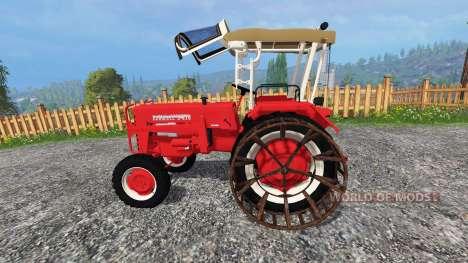 McCormick D430 v1.1 для Farming Simulator 2015
