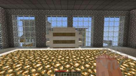 OVER_RUN ZOMBIE MINI GAME для Minecraft