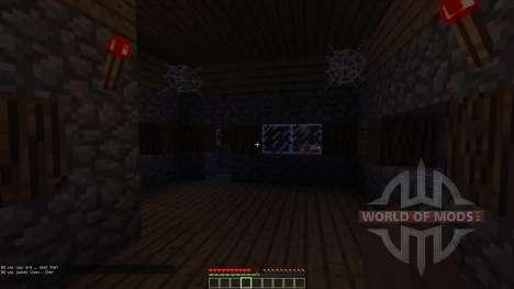 Village Survival Adventure Survival Map для Minecraft