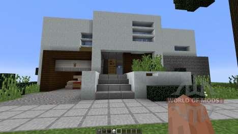 Distortion для Minecraft