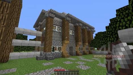 Village Scavenger Hunt для Minecraft