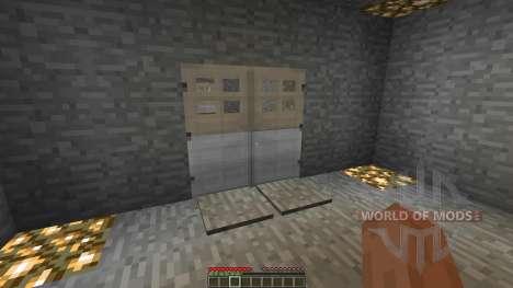 Espanse 1 для Minecraft