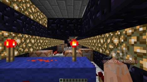 PvP Team Death Match Vanilla для Minecraft