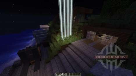 Unmei Modern Minimalist Home для Minecraft
