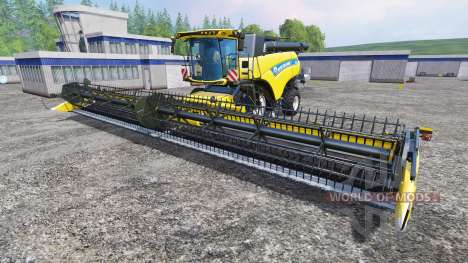 New Holland CR10.90 для Farming Simulator 2015
