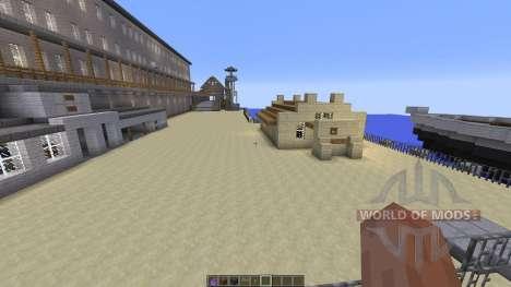 Alcatraz Island для Minecraft