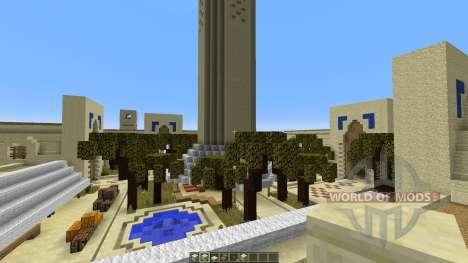 Arabian для Minecraft