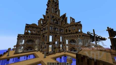 Dreadfort Palace для Minecraft