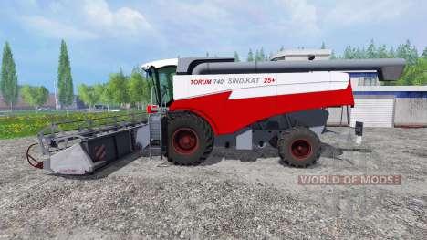 Торум-740 для Farming Simulator 2015
