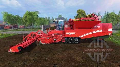 Grimme Tectron 415 [80000 liters] для Farming Simulator 2015