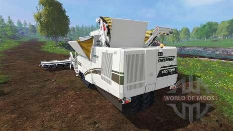 Grimme Tectron 415 v1.1 для Farming Simulator 2015