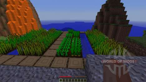 The Volcanic Island of Honala для Minecraft