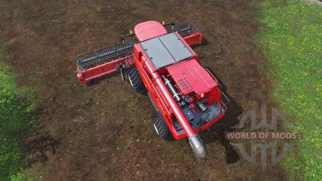 Case IH Axial Flow 7130 [multifruit] для Farming Simulator 2015