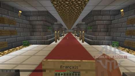Temple Defense v2.3 для Minecraft