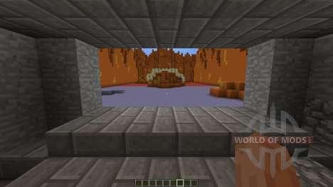 Red Cliffs для Minecraft