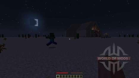 Elvers Tample для Minecraft