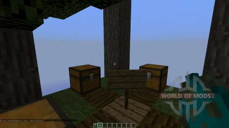 Sky2.0 FUN SURVIVAL MAP для Minecraft