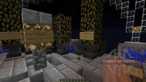 Multiserver для Minecraft