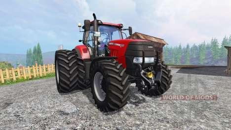 Case IH Puma CVX 240 v1.2 для Farming Simulator 2015