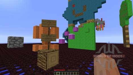 Parkour Pro для Minecraft