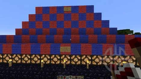 Build Challenge Map для Minecraft