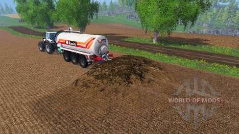 Bossini B200 для Farming Simulator 2015