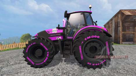 Deutz-Fahr Agrotron 7250 hello kitty для Farming Simulator 2015