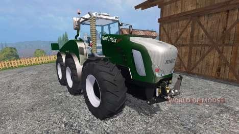 Fendt TriSix Vario v1.0 для Farming Simulator 2015