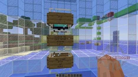 Boat Arrow Puzzle для Minecraft