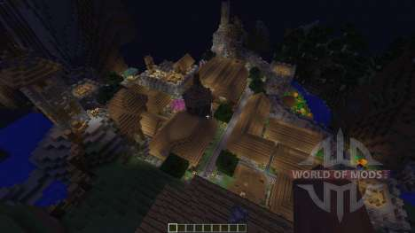 The Kingdom of Lydia для Minecraft