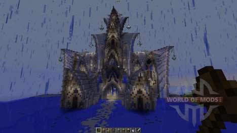 The Fairy Mansion для Minecraft
