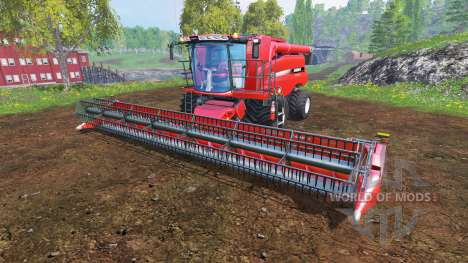 Case IH Axial Flow 7130 [fixed] v2.0 для Farming Simulator 2015