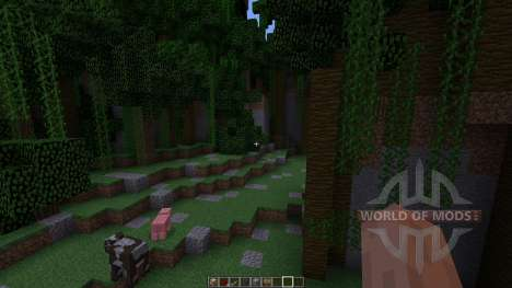 Giant Labyrinth для Minecraft