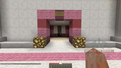 Pink Men SLAPPIN on each other для Minecraft