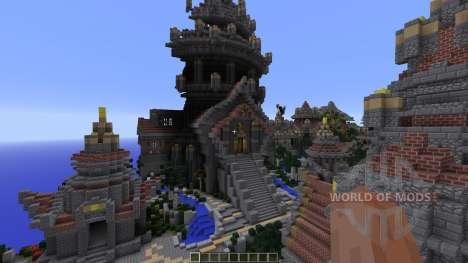 Kathos Ankara Singh для Minecraft