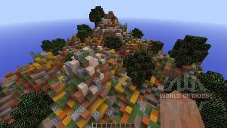 Survival In The Sky для Minecraft