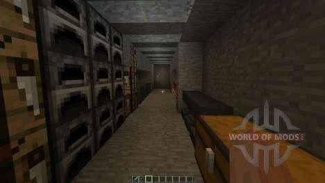 Hidden Shelter для Minecraft