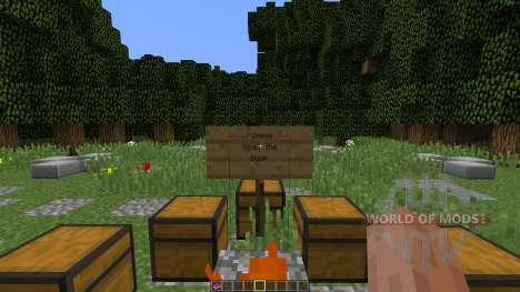 Forest для Minecraft
