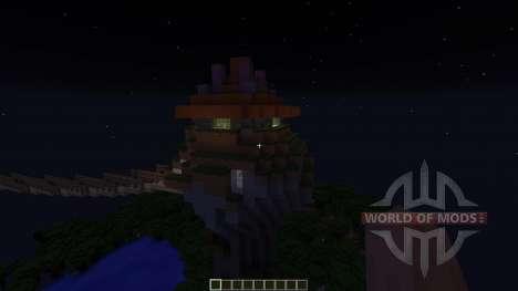 Wizard Village для Minecraft