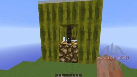 Melon Sprint для Minecraft