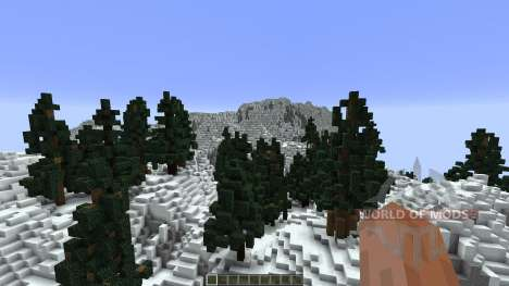The Ridge для Minecraft