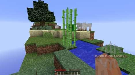 SKYCHUNK для Minecraft