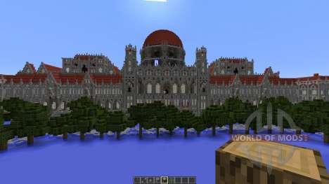 Ceretien Palace для Minecraft